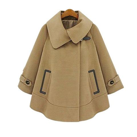 Coat Outerwear Jacket in Beige