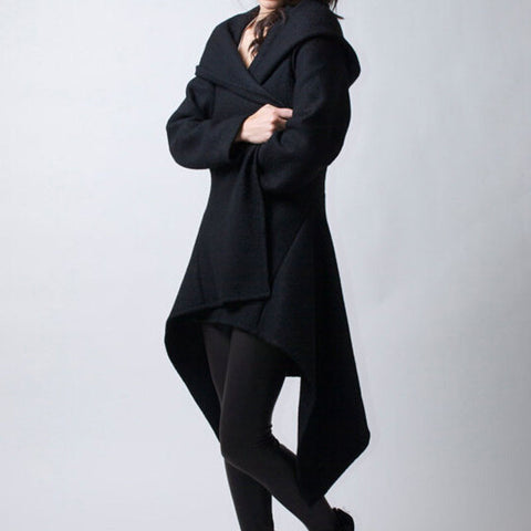 Copy of Black Zipper coat jacket