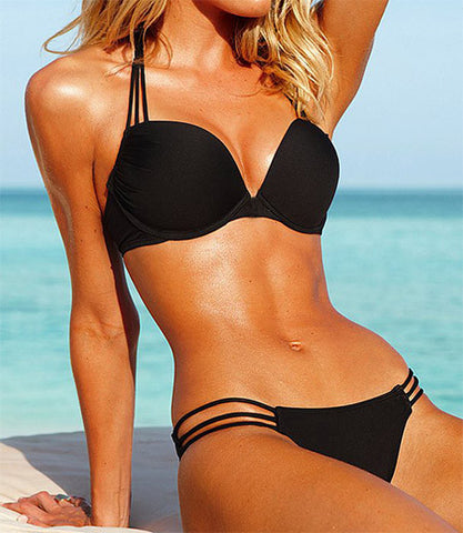 Swimwear Bikini Set Top & Bottom