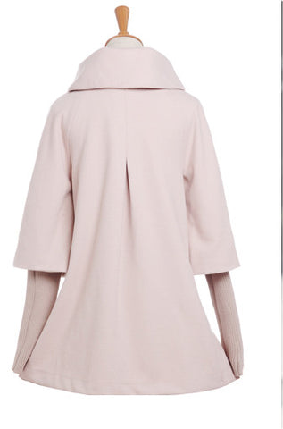 Coat Outerwear Jacket in Pink