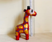 Load image into Gallery viewer, Paper Mache - Cow, Giraffe Toys