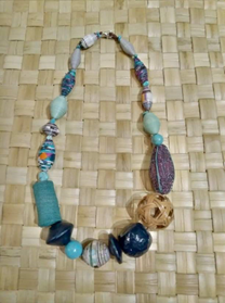Chinlon Necklace