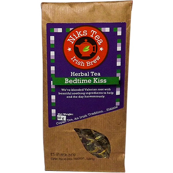 Bed Time Kiss Tea 80g