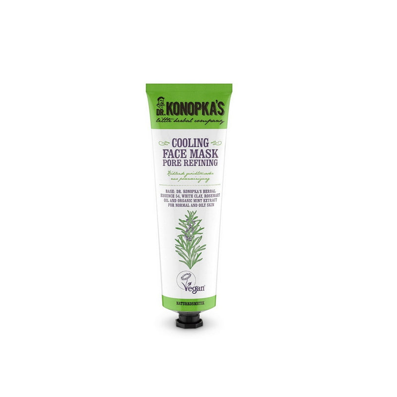 Cooling Face Mask Pore Refining
