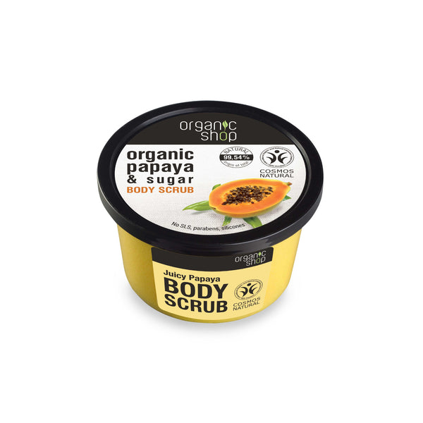 Body Scrub Juicy Papaya