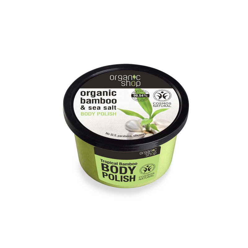 Body Polish Tropical Bamboo