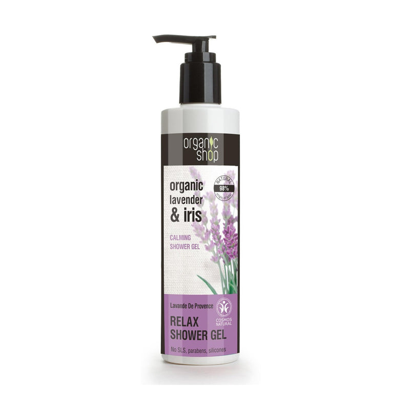 Relax Shower Gel Lavande De Provence