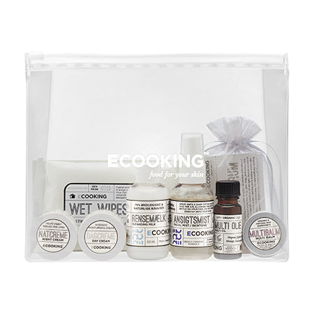 Starter Kit Cleansing Milk