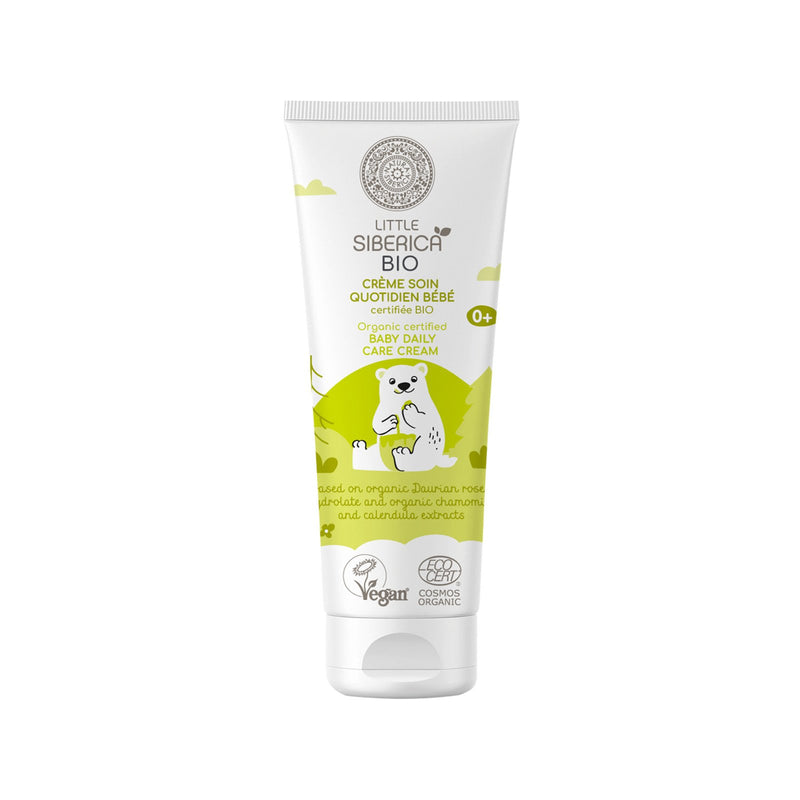 Baby daily care cream