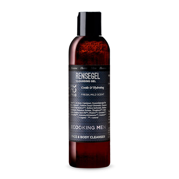 Men's Cleansing Gel