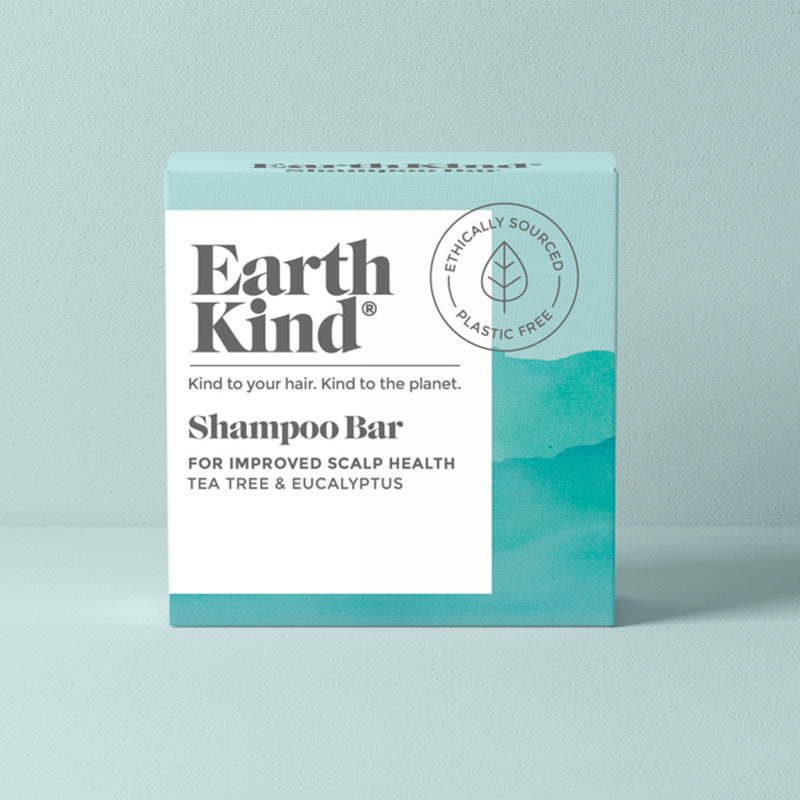 Tea Tree & Eucalyptus Shampoo Bar