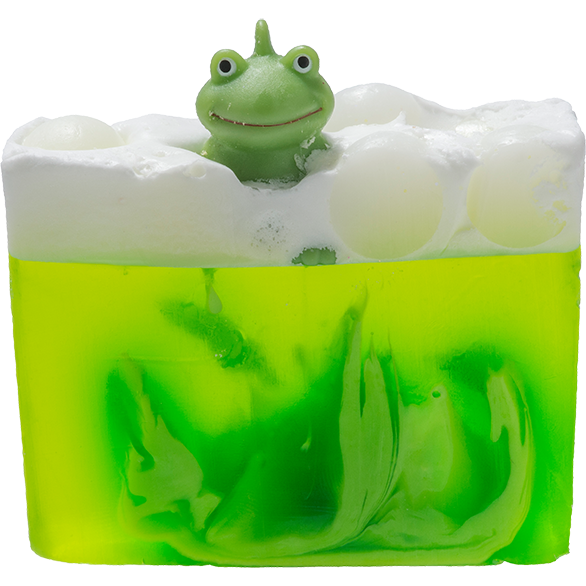 Not Easy Being Green Soap