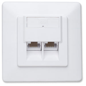Cat5e Wall Plate Image 1
