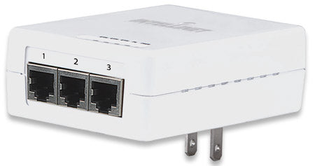 Powerline AV200 3-Port Ethernet Switch Image 1