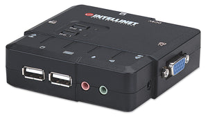 2-Port Compact KVM Switch Image 1