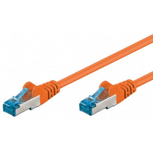 10 Gigabit Cat6a LS0H Patch Cable, SFTP (PIMF) Image 1