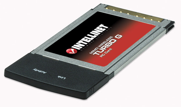 MIMO Wireless Turbo G PC Card Image 1