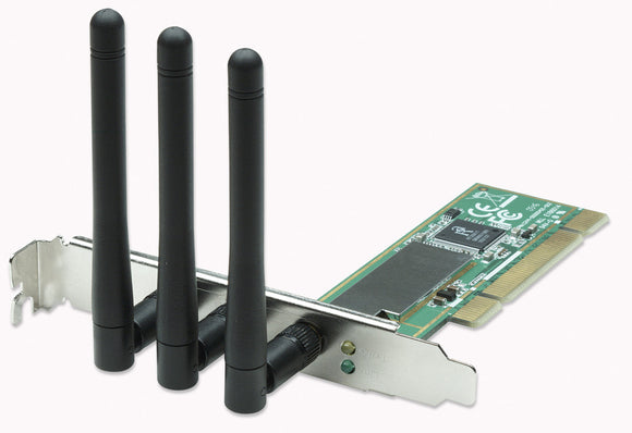MIMO Wireless Turbo G PCI Card Image 1