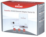 Powerline AV200 Ethernet Adapter Starter Kit Packaging Image 2
