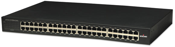 Fast Ethernet Rackmount Switch Image 1