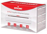 8-Port Gigabit Ethernet Switch Packaging Image 2