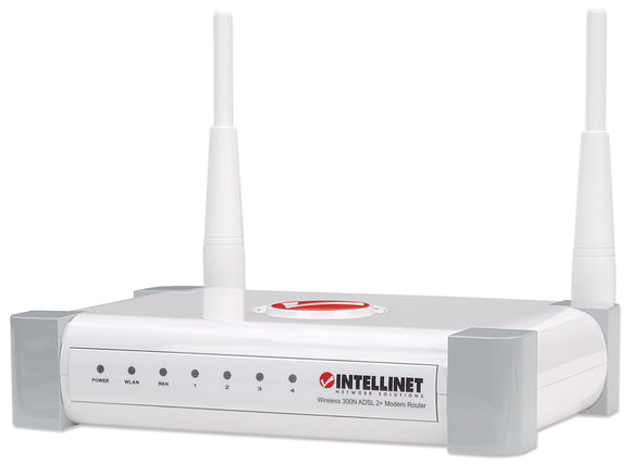 Wireless 300N ADSL2+ Modem Router Image 1
