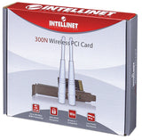 Wireless 300N PCI Card Packaging Image 2
