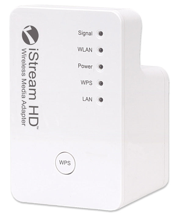iStream HD Wireless Media Adapter Image 1