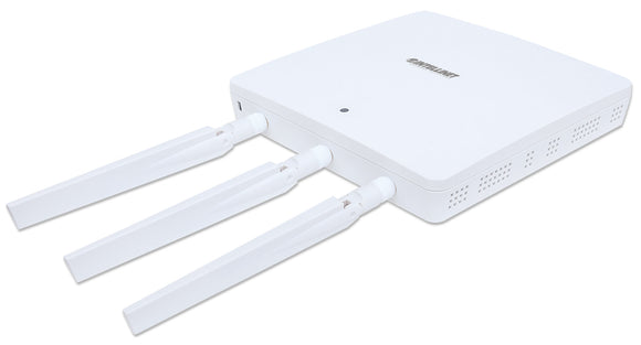High-Power Wireless AC1750 Dual-Band Gigabit PoE Access Point Image 1