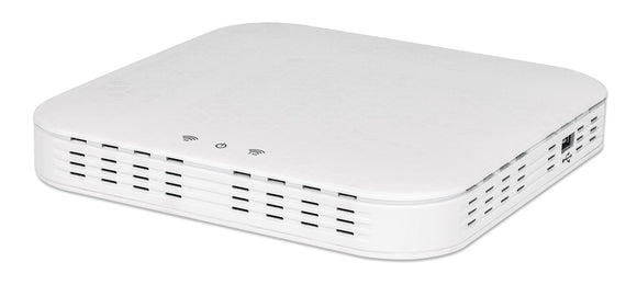 Manageable Wireless AC1300 Dual-Band Gigabit PoE Indoor Access Point and Router Image 1