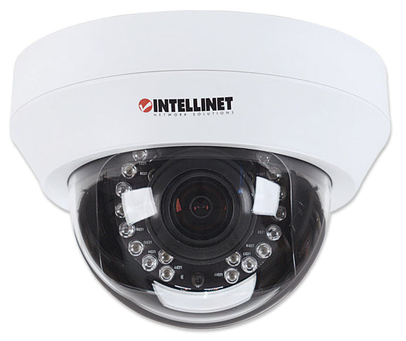 IDC-752IR Night Vision Megapixel Network IP Dome Camera Image 1
