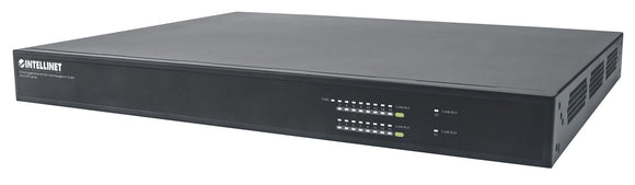 16-Port Gigabit Ethernet PoE+ Web-Managed AV Switch with 2 SFP Uplinks Image 1