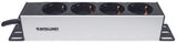 "10"" 1U Rackmount 4-Output Power Distribution Unit (PDU) Image 4"