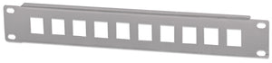 "10"" Blank Patch Panel Image 1"
