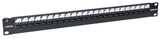 "Locking 19"" Cat5e Unshielded Patch Panel Image 2"