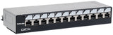 Locking Desktop Cat5e Unshielded Patch Panel Image 2