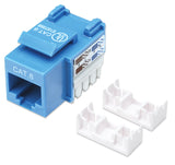 Cat6 Keystone Jack, Multi-Pack (50 pcs.) Image 1