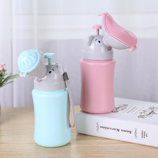 Portable Baby Potty Cup