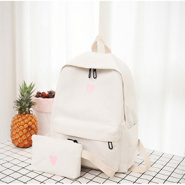 Mododino Canvas Backpack