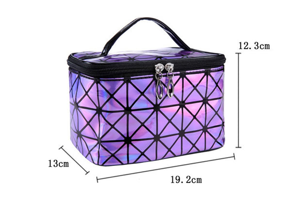 Holographic Cosmetic Organizer
