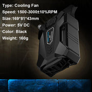 USB External Laptop Cooler