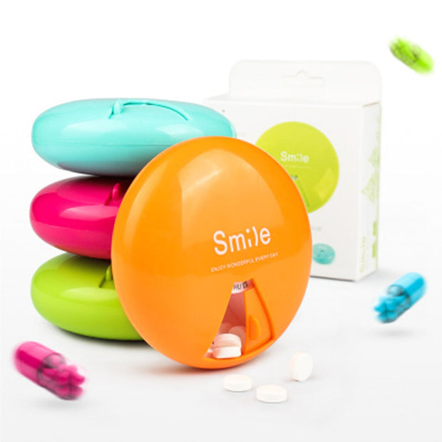 7-Days Pill Organizer