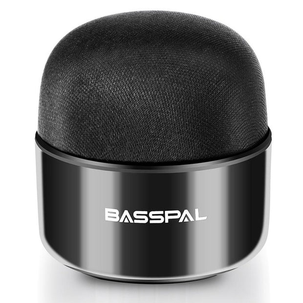 BassPal Portable Bluetooth Speakers