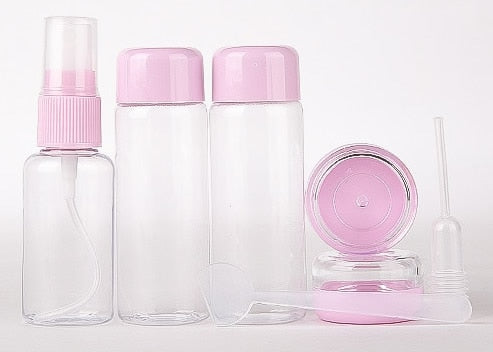 Refillable Container Bottle Kit