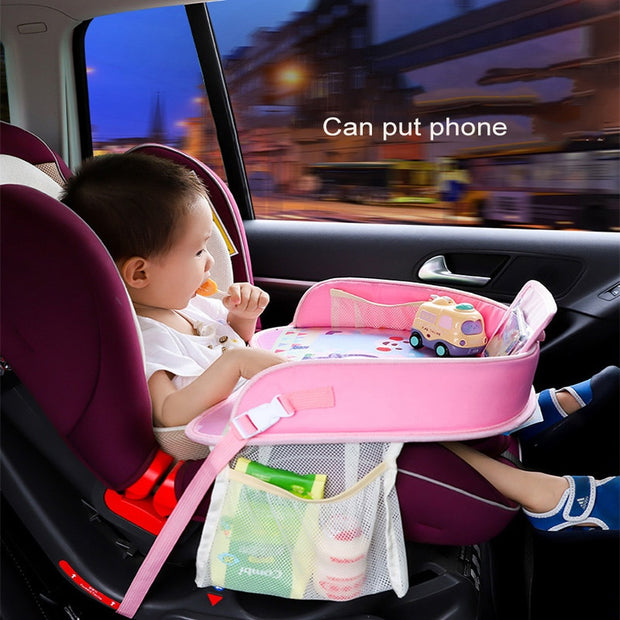 Multifunctional Seat Tray