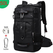 KAKA 50L Waterproof Travel Backpack