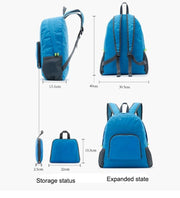 Foldable Nylon Daypack
