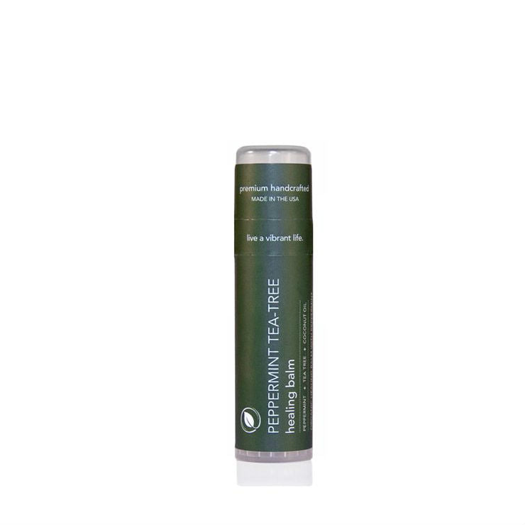 The Body Deli - Peppermint Tea Tree Healing Lip Balm