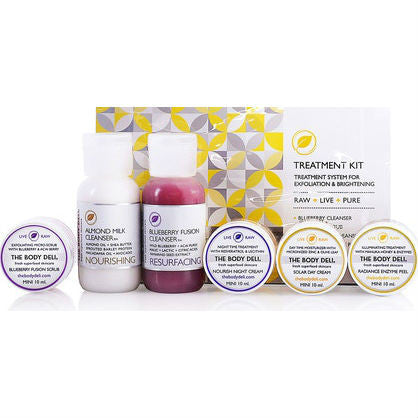 The Body Deli - Treatment Facial Mini Kit