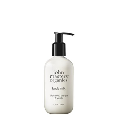 John Masters Organics - Body Milk with Blood Orange & Vanilla